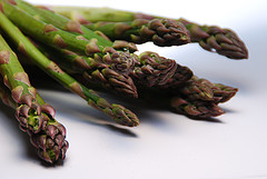 Asparagus, Andalusian Style from Granada
