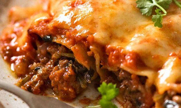 Beef Cannelloni Recipe