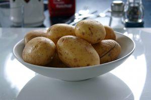 Potatoes Cake