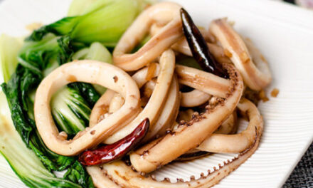 Squid Onion Recipe